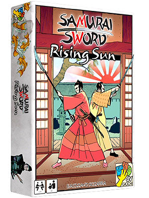 Samurai Sword Rising Sun Expansion