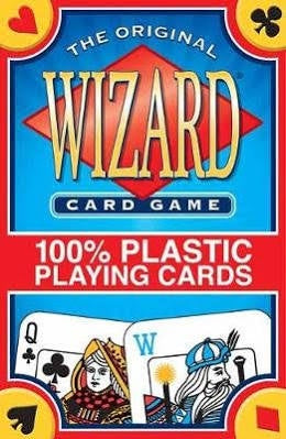 Wizard Playing Cards