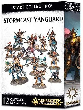 Start Collecting! Stormcast Vanguard - Age of Sigmar
