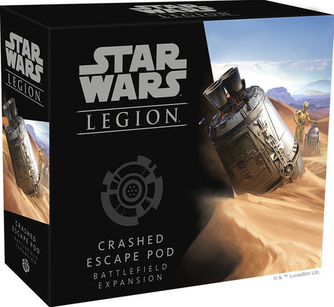 Star Wars: Legion - Crashed Escape Pod Battlefield Expansion