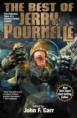 The Best of Jerry Pournelle [Pournelle, Jerry]