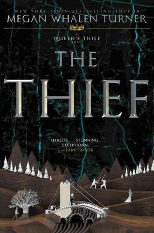 The Thief (Queen's Thief, 1) [Turner, Megan Whalen]