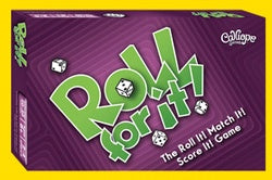 Roll For It! Color Set Purple
