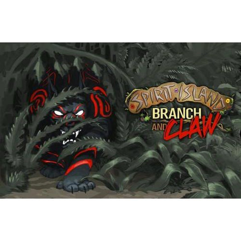 Spirit Island Branch and Claw
