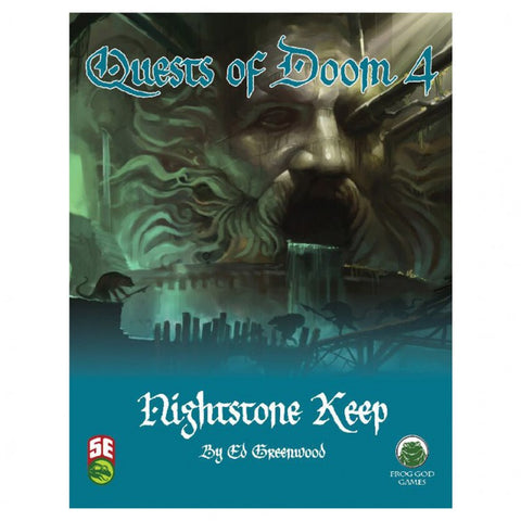Quests of Doom 4: Nightstone Keep