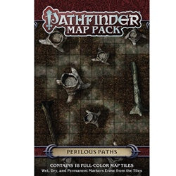 Pathfinder Map Pack Perilous Paths [PZO4062]