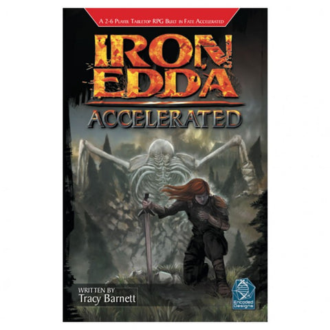 Iron Edda: Accelerated