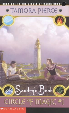 Sandry's Book (Circle of Magic, 1) [Pierce, Tamora]