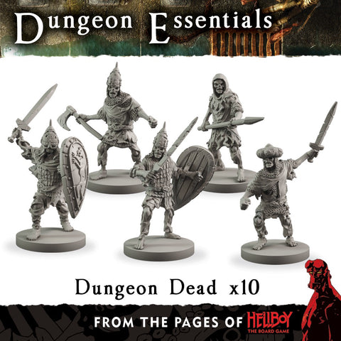 Terraincrate: Dungeon Essentials: Dungeon Dead (undead) [MGTC140]