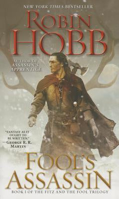 Fool's Assassin (Fitz and the Fool, 1) [Hobb, Robin]