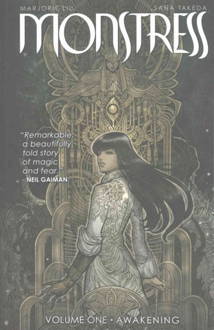Monstress 1: Awakening [Liu, Marjorie]