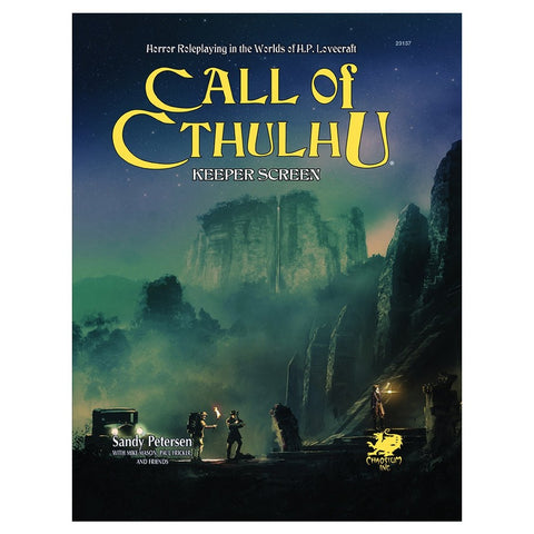 Call of Cthulhu Screen