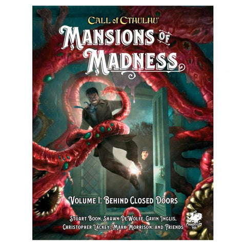 Call of Cthulhu: Mansions of Madness: Vol. 1 Behind Closed Doors
