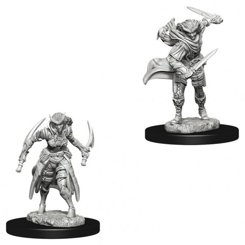 Nolzur Mini: W7 Tiefling Female Rogue [WZK73339]