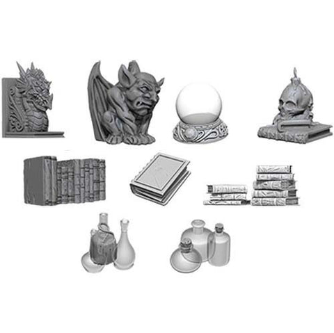 Wizkids DC Minis: W5 Wizards Room [WZK73364]