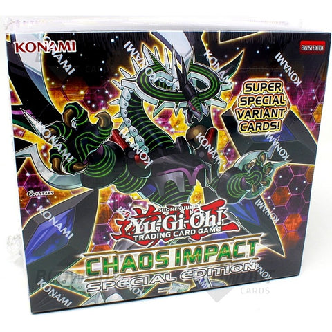 Yu-Gi-Oh! Chaos Impact Special Edition