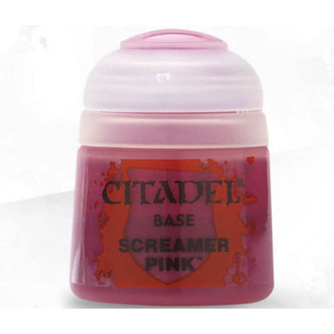 Citadel Paint: Screamer Pink
