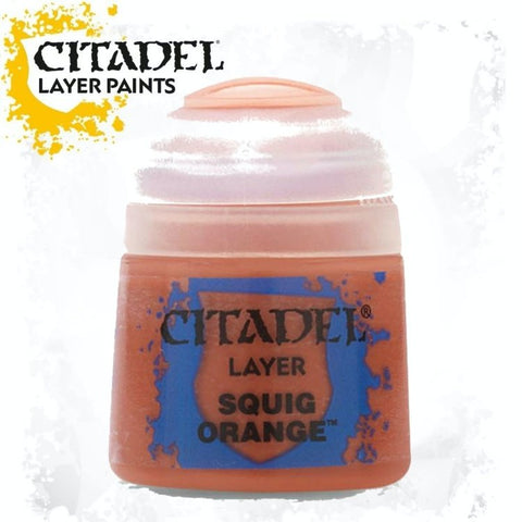 Citadel Paint: Squig Orange