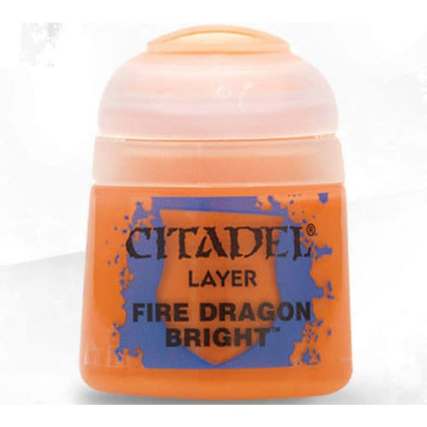 Citadel Paint: Fire Dragon Bright