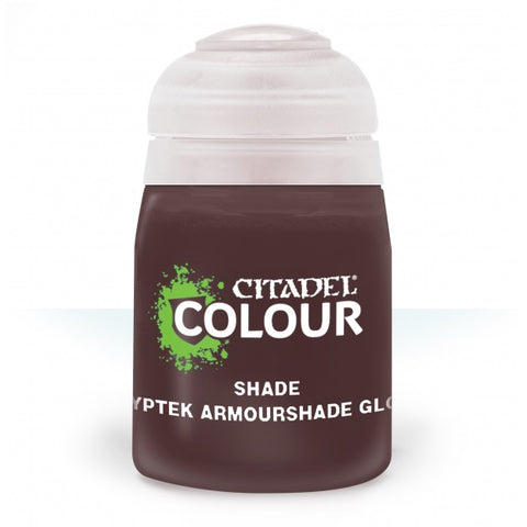 Citadel Paint: Shade - Cryptek Armourshade (Gloss)