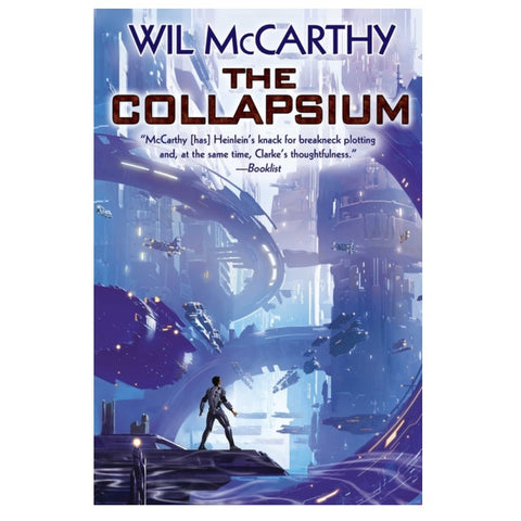 The Collapsium [McCarthy, Wil]