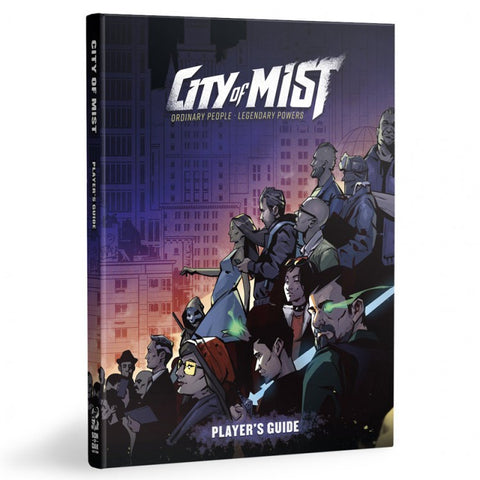City of Mist RPG: Player's Guide