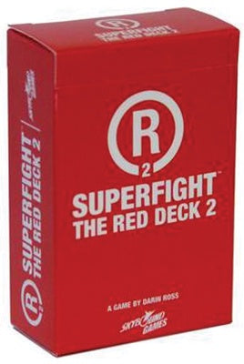 Superfight The Red Deck Two