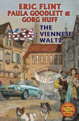 1636; The Viennese Waltz [Flint, Eric]