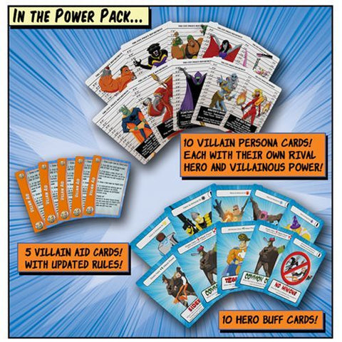 Thwarted Power Pack Expansion