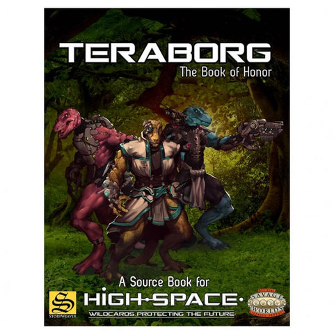 High-Space Teraborg Book of Honor