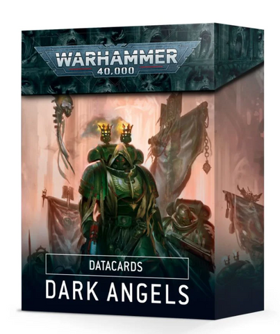 Datacards: Dark Angels - 9th Ed.