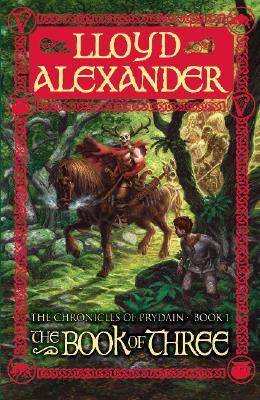 The Book of Three (Chronicles of Prydain, 1) [Alexander, Lloyd]