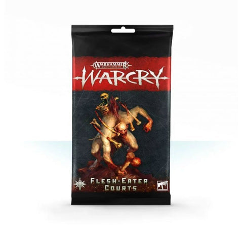 Flesh-Eater Courts Cards - Warcry