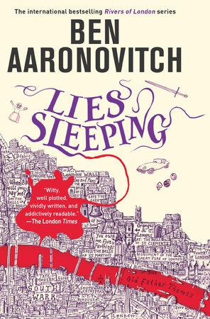 Lies Sleeping (Rivers of London, 7) [Aaronovitch, Ben]