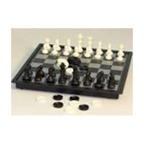 "12"" Magnetic Chess Board"