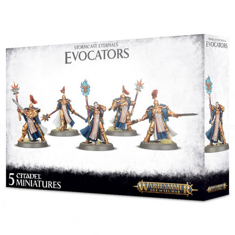 Age of Sigmar: Stormcast Eternals: Evocators