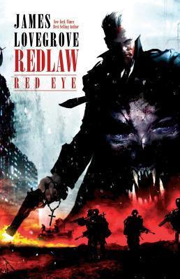 Redlaw; Redeye (Redlaw, 1) [Lovegrove, James]
