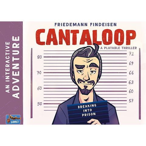 Cantaloop Book 1: Breaking into Prison