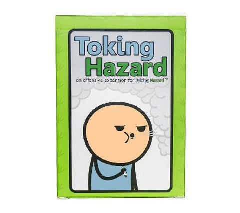 Toking Hazard An Offensive Expansion for Joking Hazard