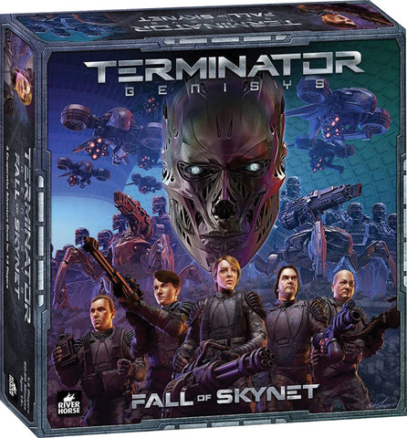 Terminator: Genysis Board Game - Fall of Skynet Expansion