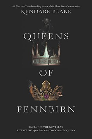Queens of Fennbirn [Blake, Kendare]
