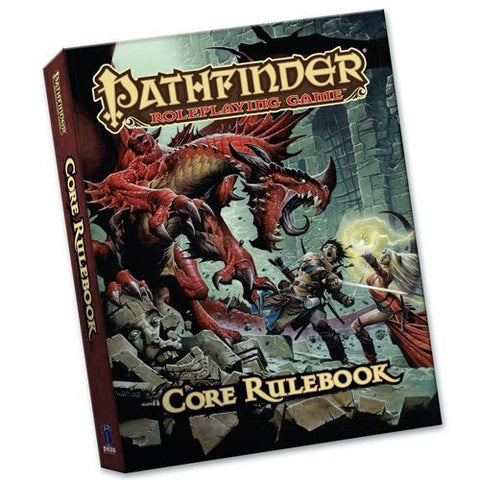 Pathfinder Roleplaying Game Core Rulebook Pocket Size