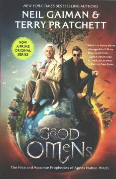 Good Omens: The Nice and Accurate Prophecies of Agnes Nutter, Witch (Media Tie-In) [Gaiman, Neil; etc.]