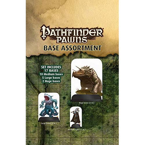Pathfinder RPG Pawns Collection - Base Assortment [PZO1001B]
