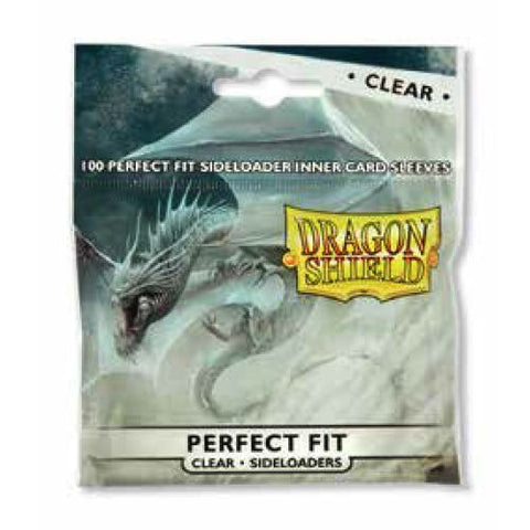 Dragon Shield Clear Perfect Fit Sideloaders