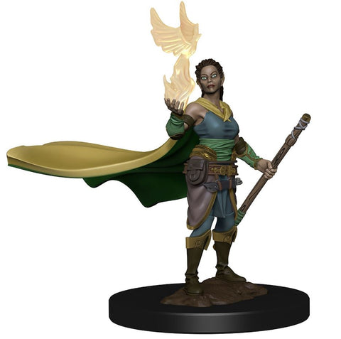 D&D Premium Figures: W1 Elf Female Druid [WZK73821]