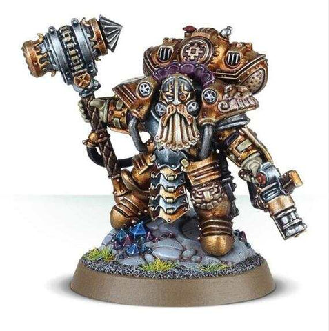 Arkanaut Admiral: Kharadron Overlords - Age of Sigmar