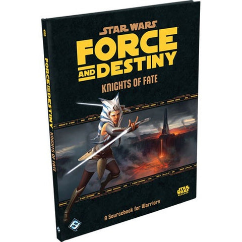 Star Wars RPG Force and Destiny - Knights of Fate Hardcover