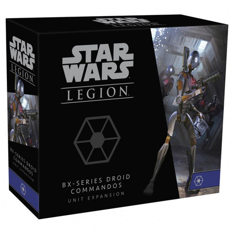 SW Legion: BX-series Droid Commandos