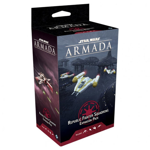 Star Wars Armada: Republic Fighter Squad Pack